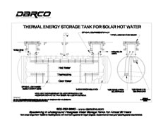 #2 - Thermal Energy Storage - Hot Solar Water